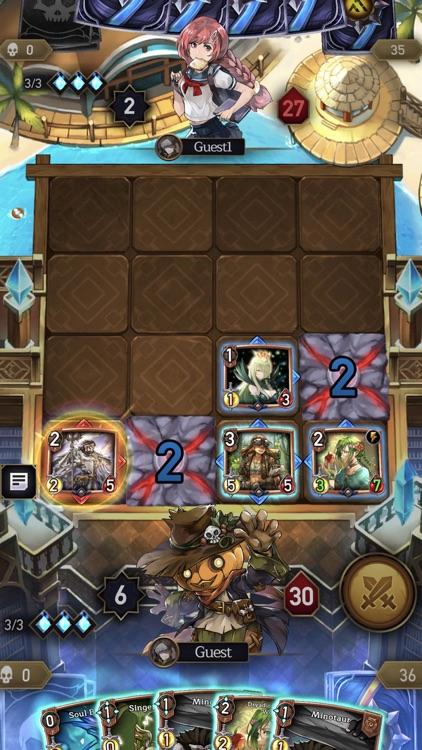 Athenion: Tactical CCG screenshot-6