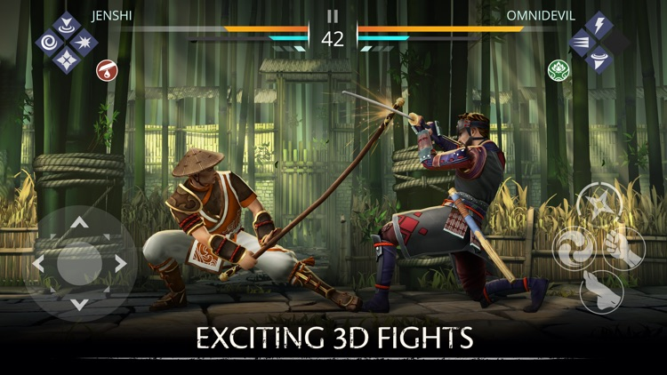 Shadow Fight 3 screenshot-0