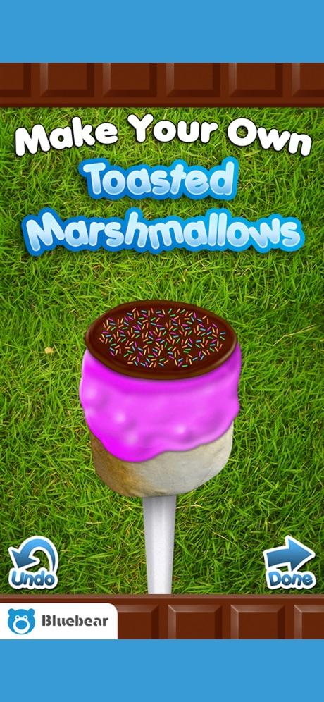 Marshmallow Maker by Bluebear