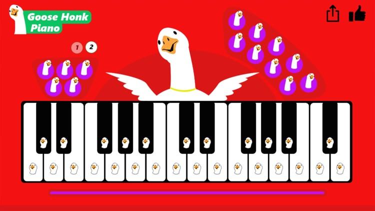 Goose Honk Piano & Soundboard