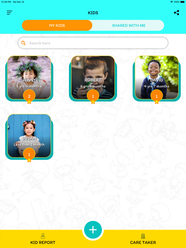 Lil Requester Screenshot