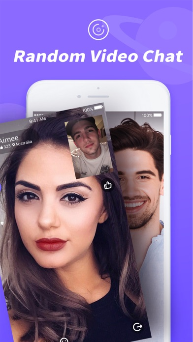 Download LivU – Random Live Video Chat for Pc