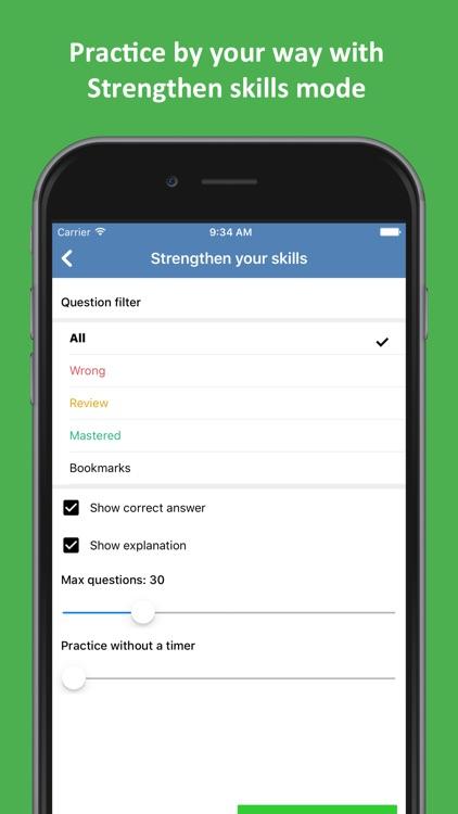 MBLEx® Massage Practice Test screenshot-4