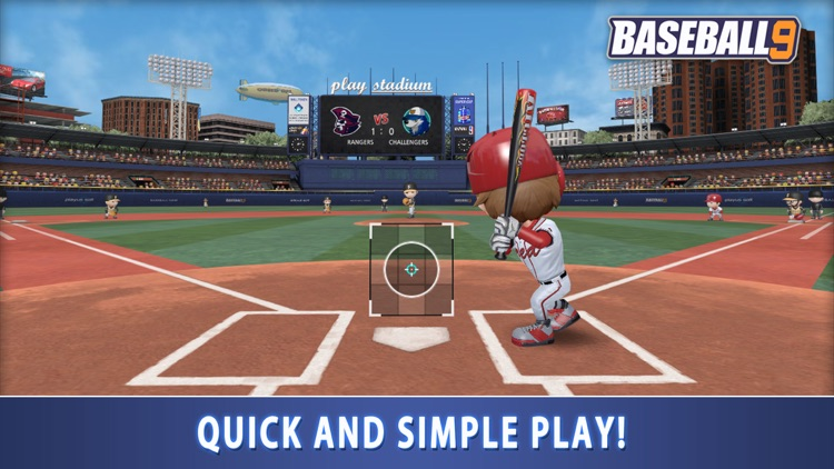 BASEBALL 9 screenshot-0