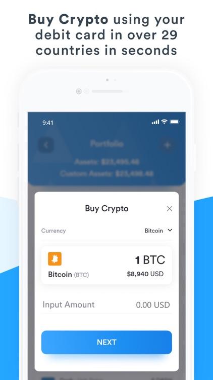 BlockBanc: For All Crypto screenshot-5