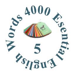 4K Essential English Words 5