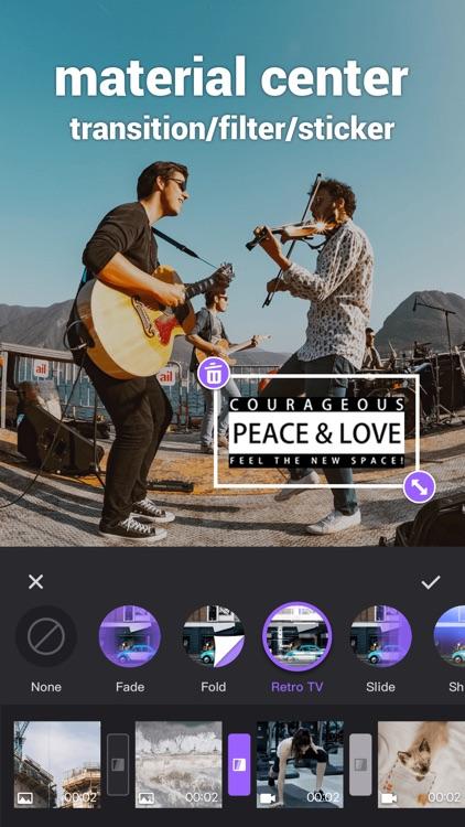 Video Maker&Video Editor Music screenshot-5