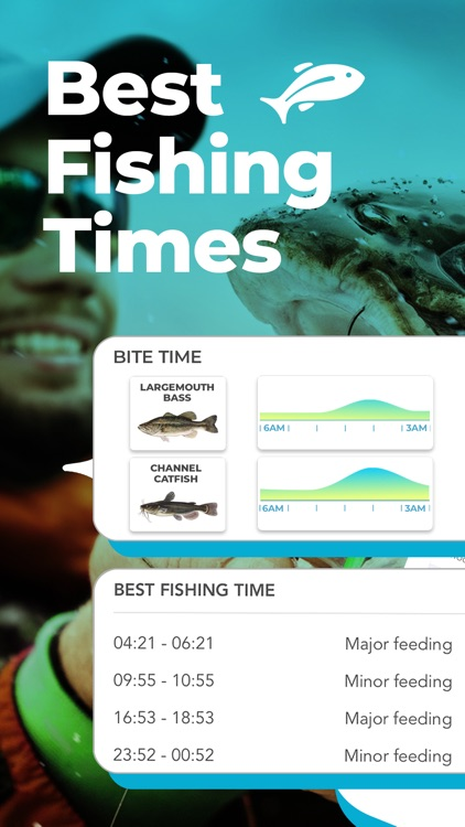 Fishing Forecast - Fishbox App