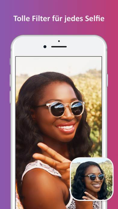 Herunterladen Facetune2: Selfie-App & Kamera für Pc