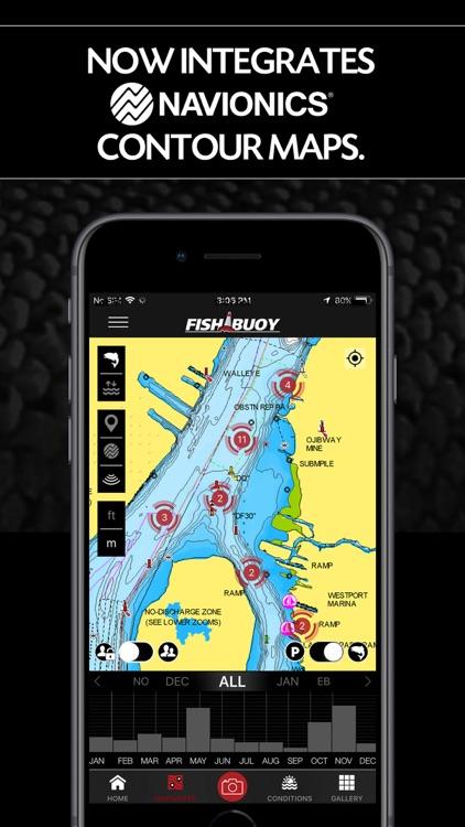 FISHBUOY™ Pro Fishing App
