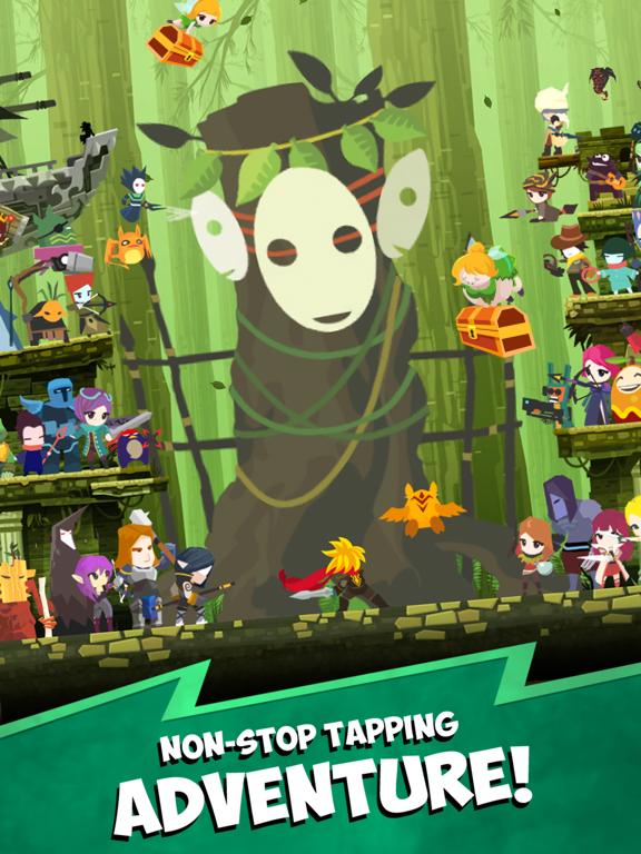 Tap Titans 2-Heroes Adventure screenshot