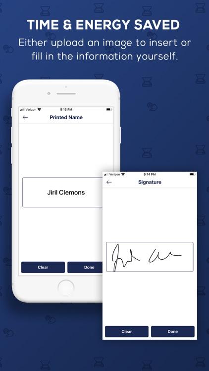 Siggy - Contactless Mail Sign screenshot-7