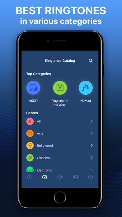 download Ringtones for iPhone! apps 4