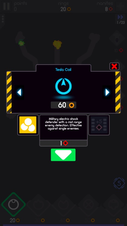 Color Defense – Epic TD Game screenshot-4
