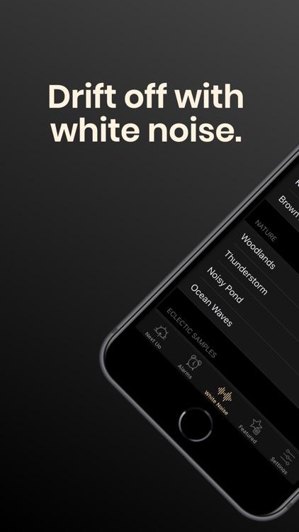Next Up - A Podcast Alarm screenshot-5