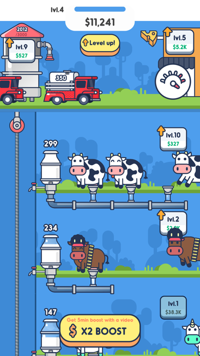 Milk Factory By Green Panda Games Ios United States Searchman