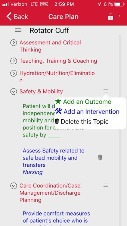 Home Health Care Planning screenshot-5