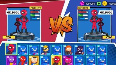 Stick Superhero: Offline Gamesのおすすめ画像5