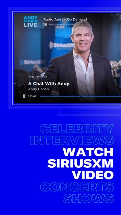 SiriusXM Canada screenshot-5