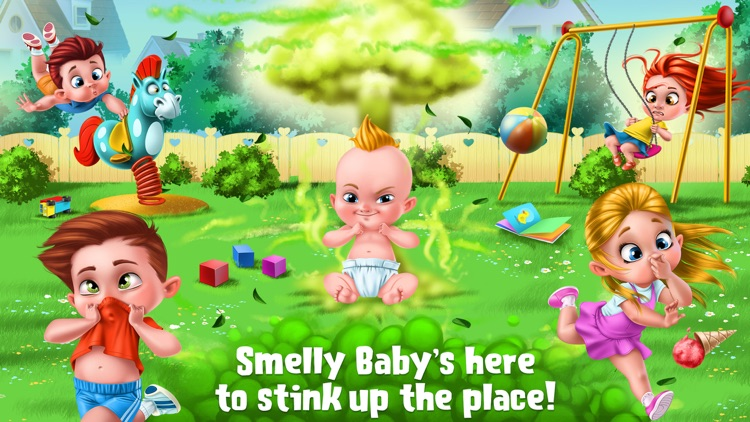 Smelly Baby