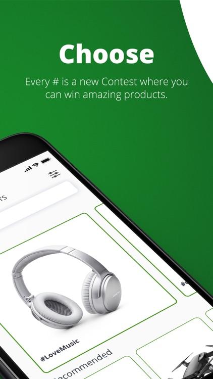 Wingram: Social media contests screenshot-3