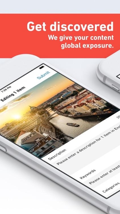 Shutterstock Contributor screenshot-3