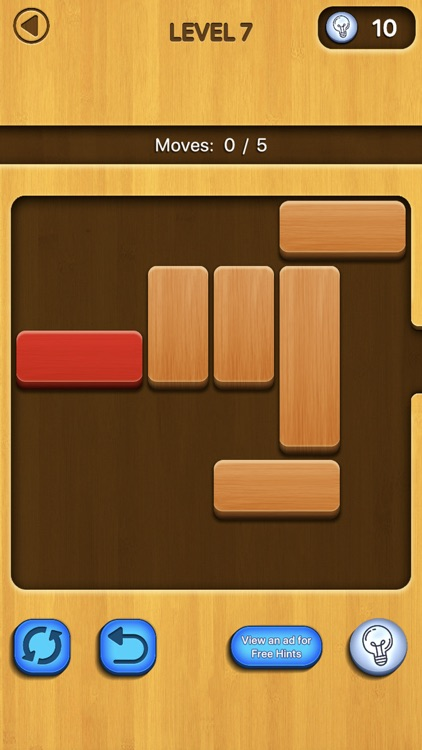 Woody Unblock Slide Puzzle screenshot-3