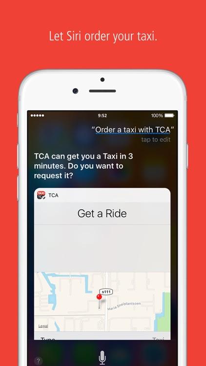 Taxi Amsterdam screenshot-4