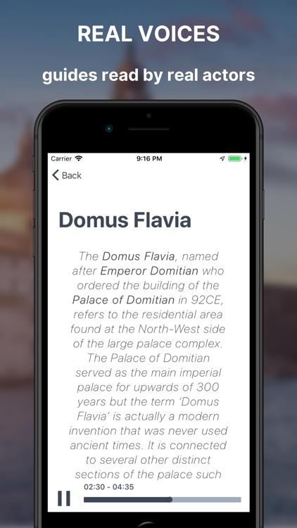 Discover Roman Forum - Guide screenshot-9