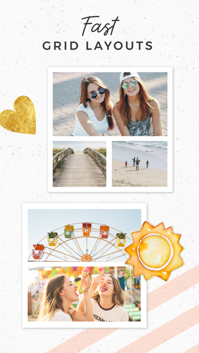 PicCollage Grid & Photo Editor for pc