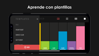 Screenshot for Drum Machine - Music Maker in Spain App Store