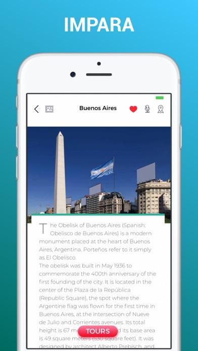 Screenshot of Buenos Aires Guida Turistica5