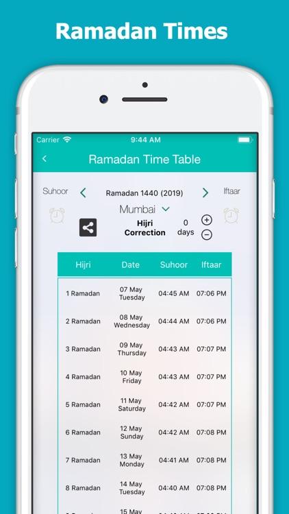 Islam Pro - Azan, Prayer Times screenshot-4