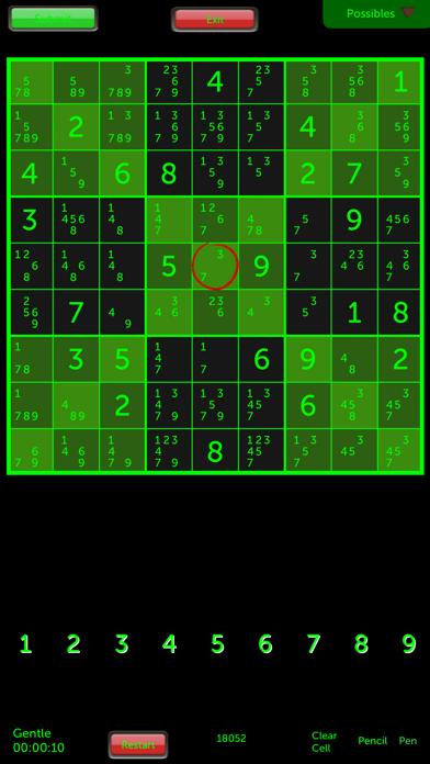 Cool Sudoku, Jigsaw, Killer by Splash Software Ltd  (iOS
