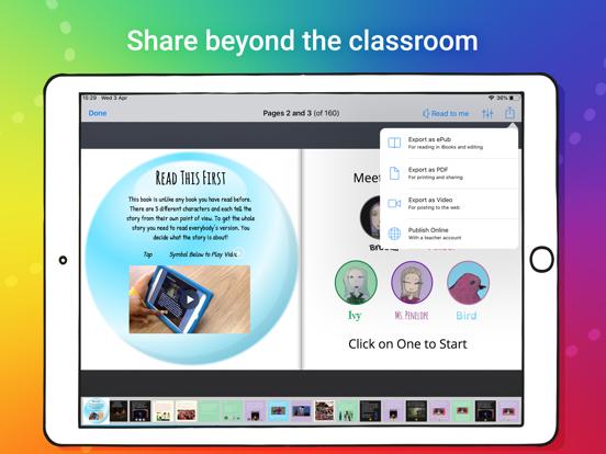 App Shopper: Book Creator One (Education)