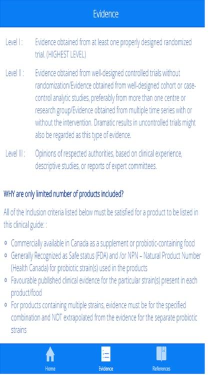 Probiotic Guide USA screenshot-3