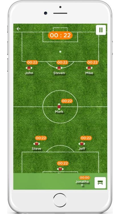 Lineuper Soccer screenshot-4