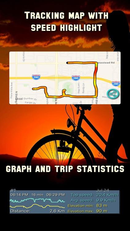 Bike dashboard screenshot-3