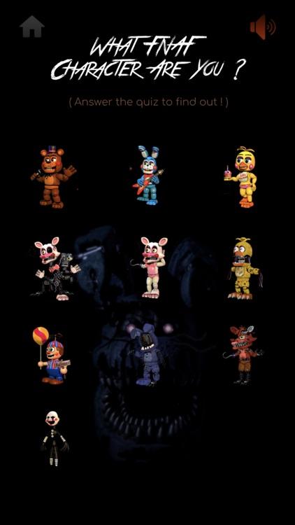 FNAF Quiz - Freddy's Call
