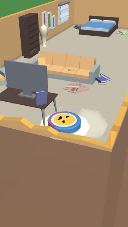 Robot Cleaner!