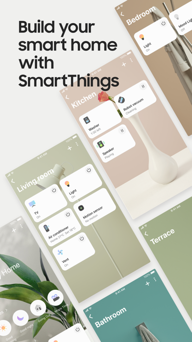 messages.download SmartThings software