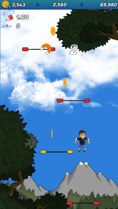 UP - Trampoline Jump