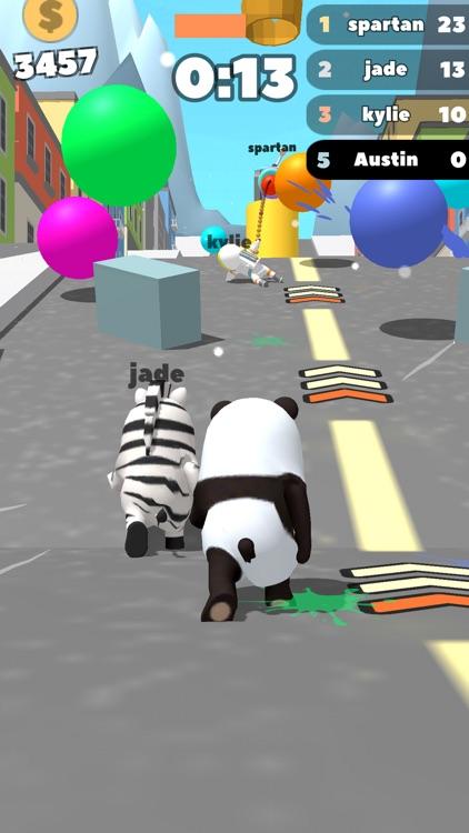 Uphill Run screenshot-3
