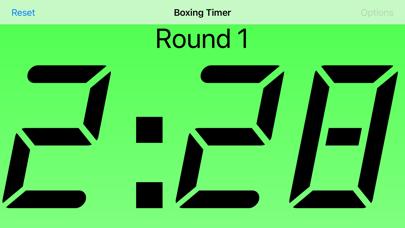 Boxing Timerのおすすめ画像1