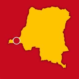 Kinshasa Offline Map