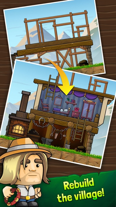 Dig Out!: Gold Miner Adventure screenshot 3