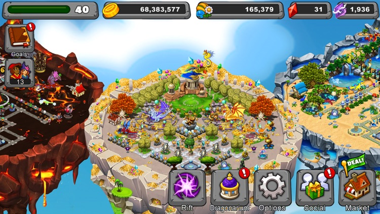 DragonVale screenshot-3