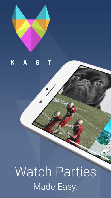 Kast - Watch Togetherのおすすめ画像1