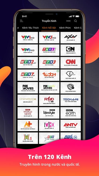 Clip TV – Truyền hình internet screenshot-4