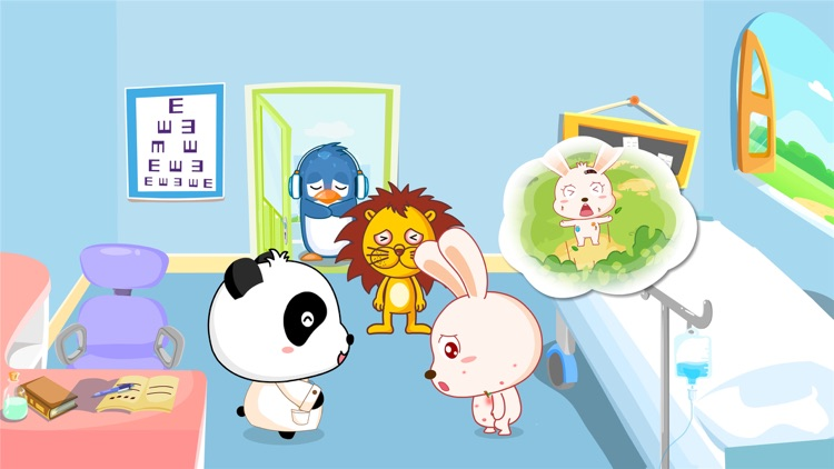 My Hospital-BabyBus screenshot-3